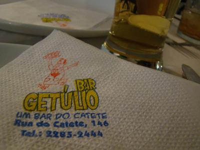 Bar Getulio - Catete - Rio - RJ