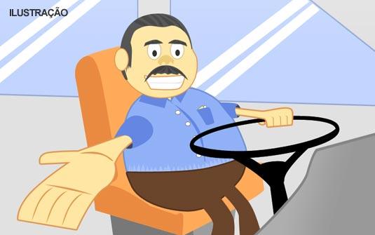 motorista - publicado em gleydsonpe.blogspot.com