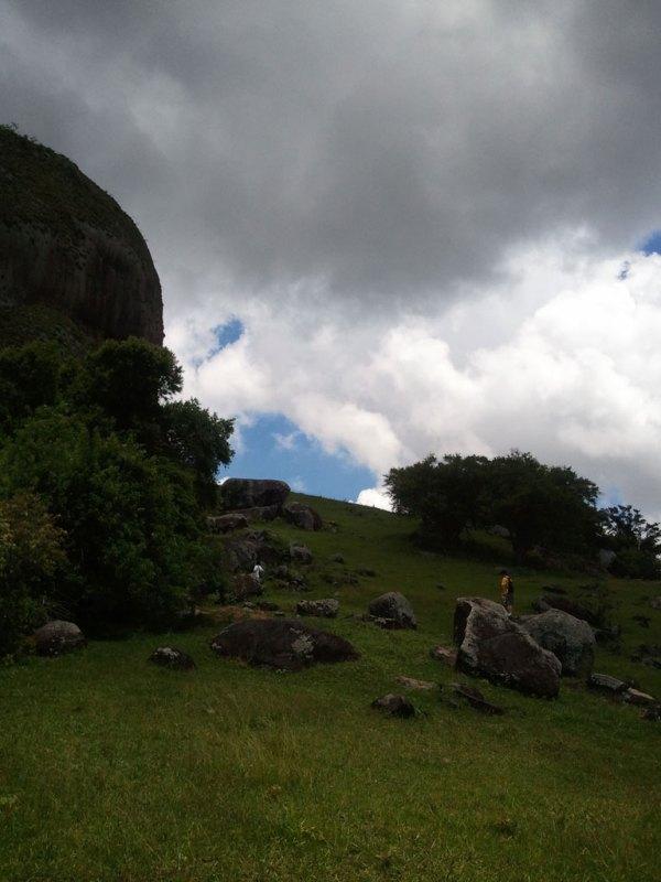Pedra dos Dois Olhos - Fradinhos - Vitória-ES