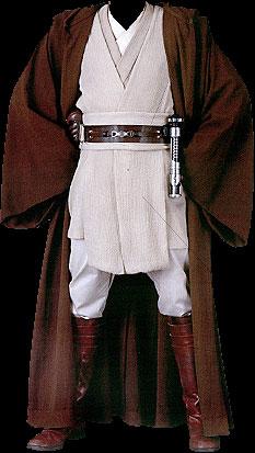 Indumentária Jedi